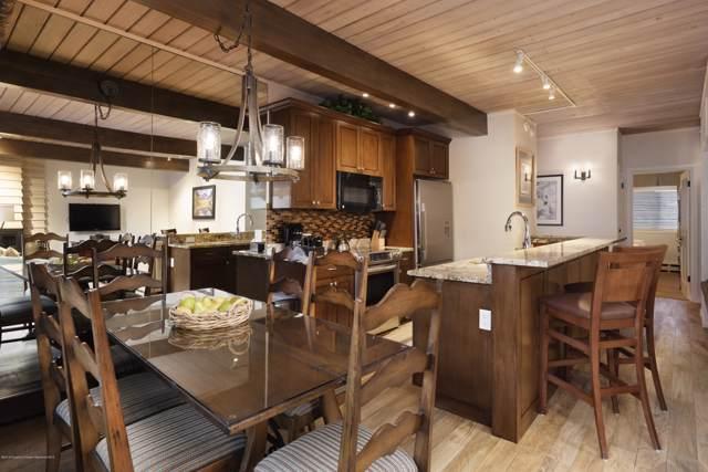 617 E Cooper Avenue #116, Aspen, CO 81611 (MLS #160415) :: Roaring Fork Valley Homes