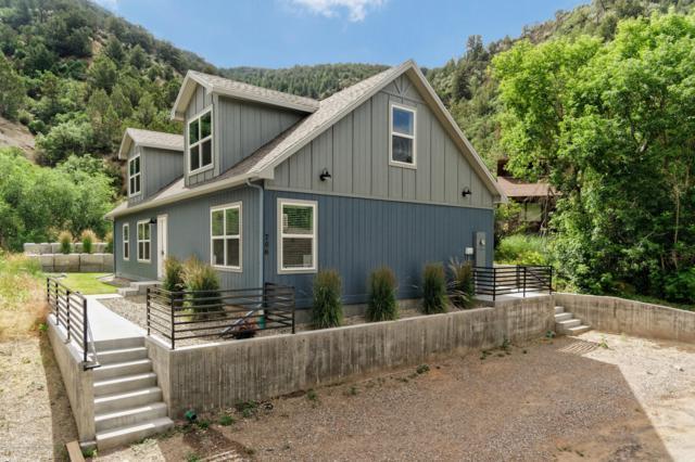 706 Garfield Avenue, Glenwood Springs, CO 81601 (MLS #160438) :: McKinley Real Estate Sales, Inc.