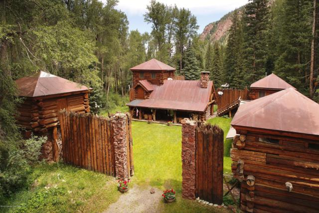 245 & 289 Conundrum Creek Road, Aspen, CO 81611 (MLS #160495) :: Roaring Fork Valley Homes