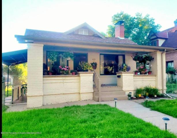 537 East Avenue, Rifle, CO 81650 (MLS #160559) :: McKinley Real Estate Sales, Inc.