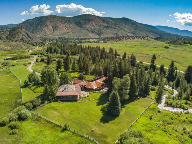 7039 E Sopris Creek Road, Snowmass, CO 81654 (MLS #160585) :: McKinley Real Estate Sales, Inc.