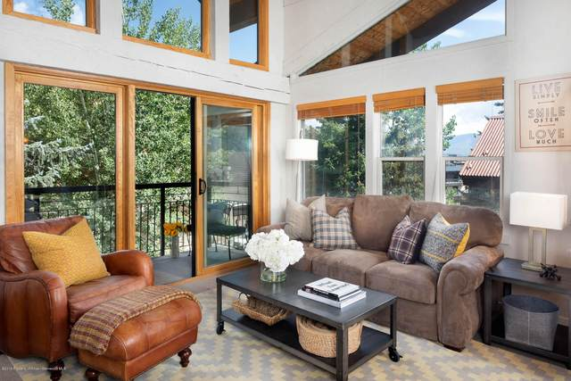 400 Wood Road D-1308, Snowmass Village, CO 81615 (MLS #160837) :: McKinley Real Estate Sales, Inc.