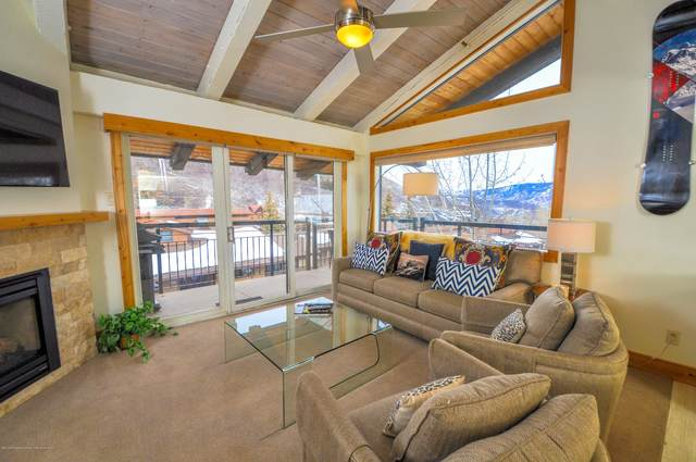 400 Wood Road B-2307, Snowmass Village, CO 81615 (MLS #161175) :: Roaring Fork Valley Homes