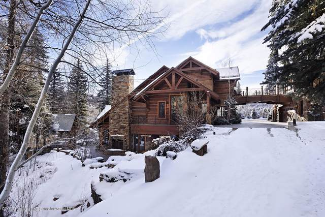 20 Smith Hill Way, Woody Creek, CO 81656 (MLS #161231) :: McKinley Real Estate Sales, Inc.