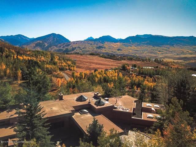401 Carroll Drive, Aspen, CO 81611 (MLS #161606) :: McKinley Real Estate Sales, Inc.