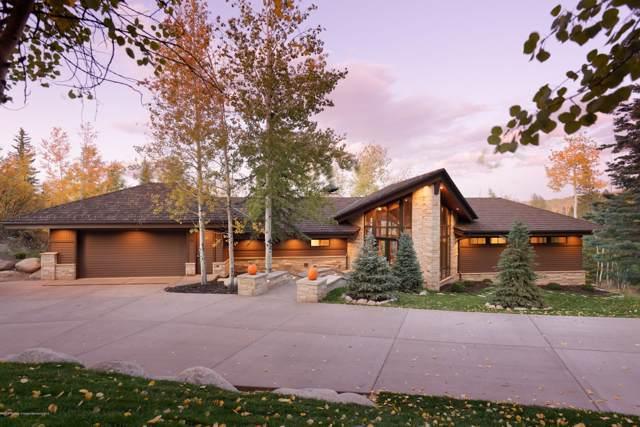 18 Pine Lane, Snowmass Village, CO 81615 (MLS #161622) :: McKinley Real Estate Sales, Inc.