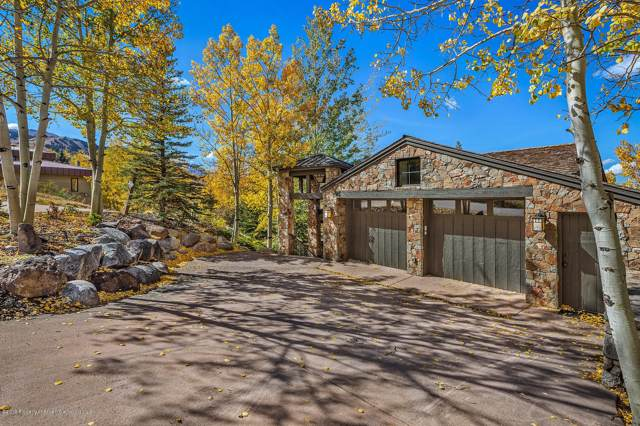 172 Antler Ridge Lane, Snowmass Village, CO 81615 (MLS #161680) :: Roaring Fork Valley Homes