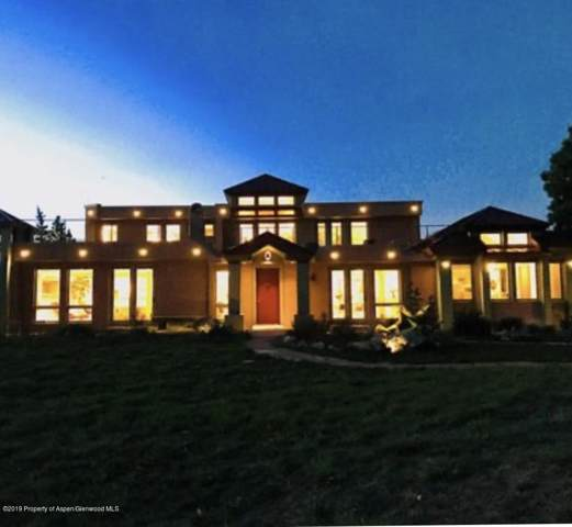 398 Mountain View Road, Carbondale, CO 81623 (MLS #161953) :: McKinley Real Estate Sales, Inc.