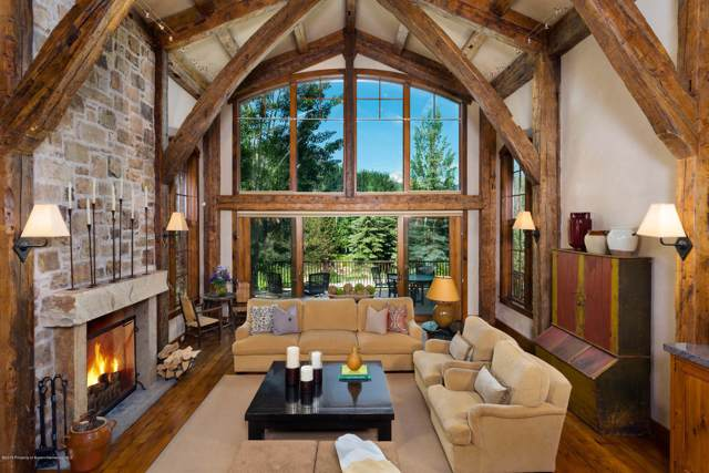 415 Ridge Road, Snowmass Village, CO 81615 (MLS #162052) :: McKinley Real Estate Sales, Inc.