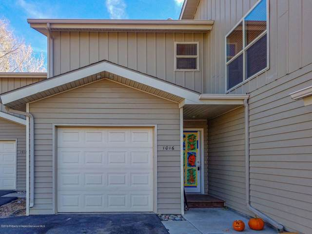 1016 East Avenue #4, Rifle, CO 81650 (MLS #162084) :: McKinley Real Estate Sales, Inc.