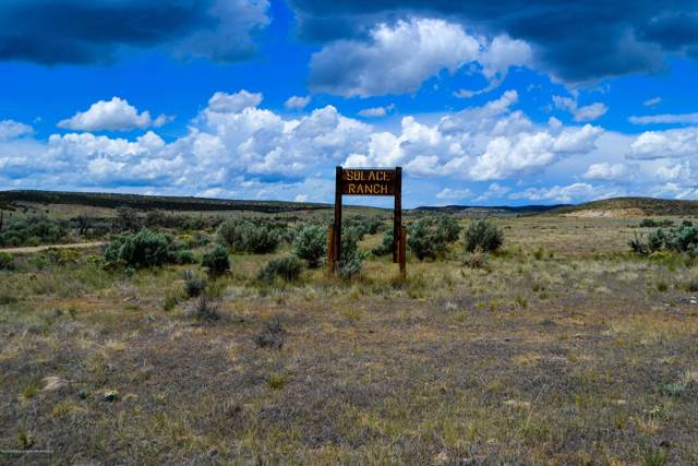 37001 State Highway 318, Maybell, CO 81640 (MLS #162121) :: Roaring Fork Valley Homes