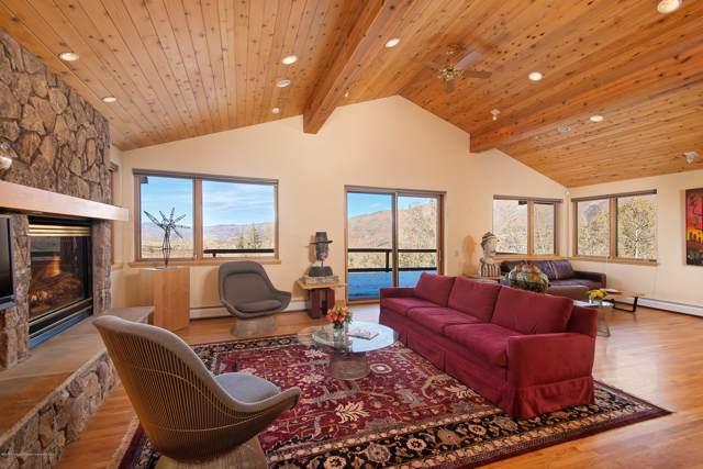 264 Larkspur Lane, Aspen, CO 81611 (MLS #162156) :: Aspen Snowmass | Sotheby's International Realty