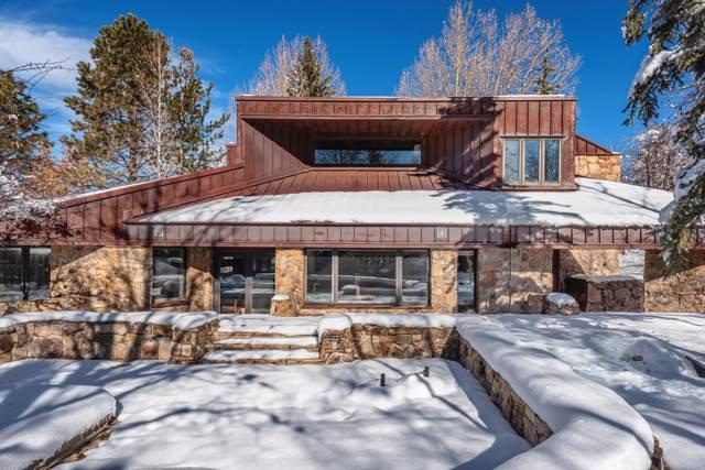 1313 &1333 W Buttermilk Road, Aspen, CO 81611 (MLS #162267) :: McKinley Real Estate Sales, Inc.