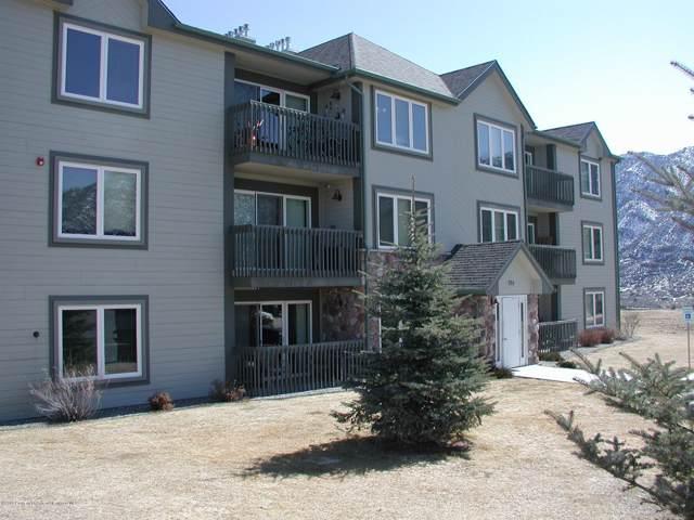 790 Castle Valley Boulevard Unit J, New Castle, CO 81647 (MLS #162318) :: Western Slope Real Estate