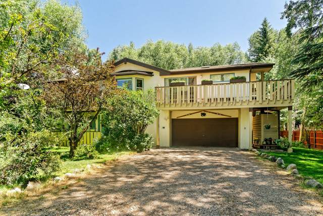 840 Bonita Drive, Aspen, CO 81611 (MLS #162403) :: Western Slope Real Estate