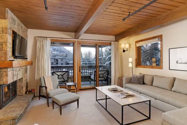 610 S West End Street H-203, Aspen, CO 81611 (MLS #162412) :: McKinley Real Estate Sales, Inc.
