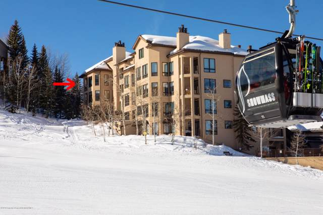 476 Wood Road # 50, Snowmass Village, CO 81615 (MLS #162604) :: McKinley Real Estate Sales, Inc.