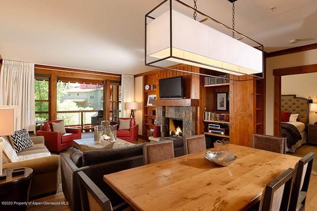 134 Snowmass Club Drive Unit 143-B, Snowmass Village, CO 81615 (MLS #162818) :: McKinley Real Estate Sales, Inc.