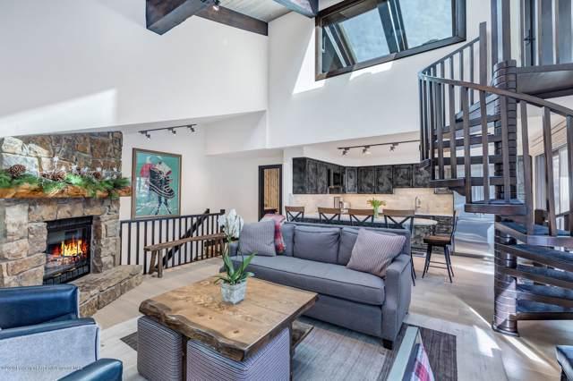125 E Hyman Avenue 3-A, Aspen, CO 81611 (MLS #162850) :: Roaring Fork Valley Homes