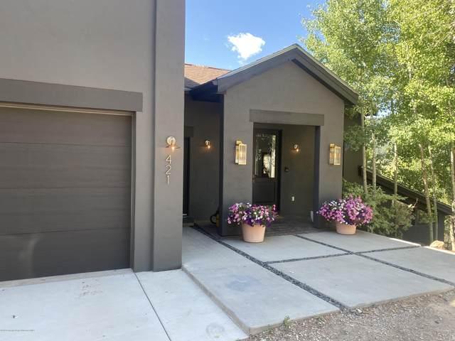 421 Original Road, Basalt, CO 81621 (MLS #163203) :: Roaring Fork Valley Homes