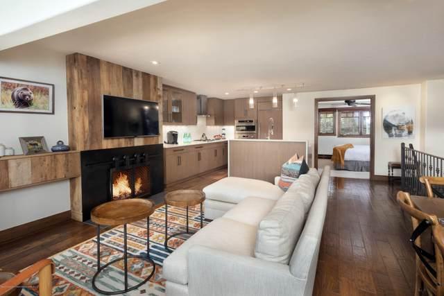 718 S Mill Street Unit #6, Aspen, CO 81611 (MLS #163400) :: McKinley Real Estate Sales, Inc.