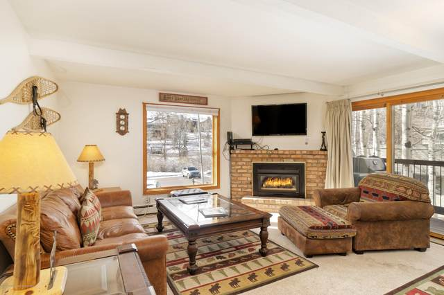 35 Upper Woodbridge Road 2AB, Snowmass Village, CO 81615 (MLS #163607) :: McKinley Real Estate Sales, Inc.