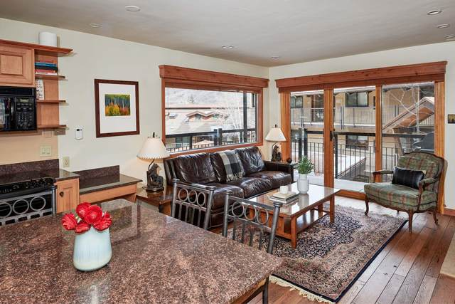 400 Wood Road #2111, Snowmass Village, CO 81615 (MLS #163826) :: Roaring Fork Valley Homes