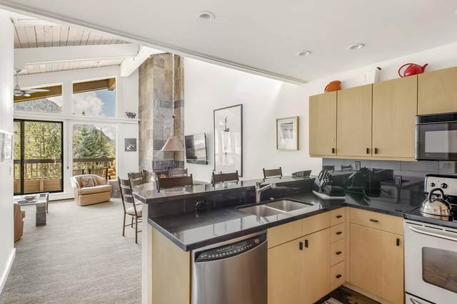 610 S W End Street E401, Aspen, CO 81611 (MLS #164323) :: McKinley Real Estate Sales, Inc.