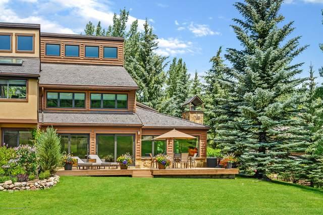 52 Harleston Green #36, Snowmass Village, CO 81615 (MLS #164708) :: McKinley Real Estate Sales, Inc.