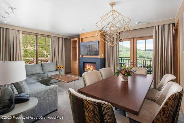 130 Wood Road #541, Snowmass Village, CO 81615 (MLS #164738) :: McKinley Real Estate Sales, Inc.