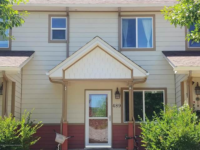 489 N 8th St, Carbondale, CO 81623 (MLS #164833) :: Roaring Fork Valley Homes