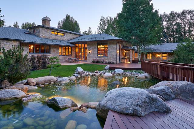 711 Willoughby Way, Aspen, CO 81611 (MLS #165159) :: Roaring Fork Valley Homes