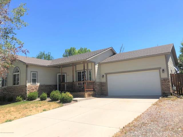 442 Eagles Nest Drive, Silt, CO 81652 (MLS #165234) :: Western Slope Real Estate