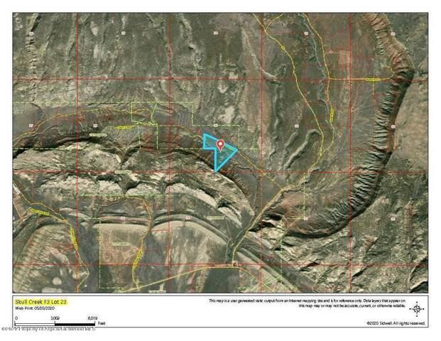 23 Valley Road, Dinosaur, CO 81610 (MLS #165246) :: Roaring Fork Valley Homes