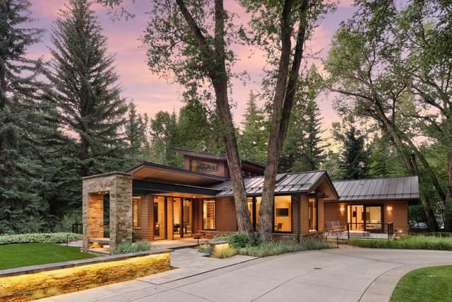 575 Sneaky Lane, Aspen, CO 81611 (MLS #165468) :: Roaring Fork Valley Homes