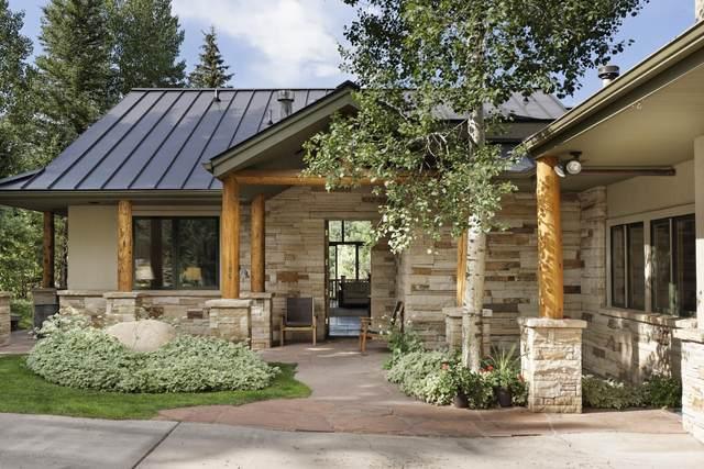 106 N Little Texas Lane, Woody Creek, CO 81656 (MLS #165472) :: Aspen Snowmass | Sotheby's International Realty