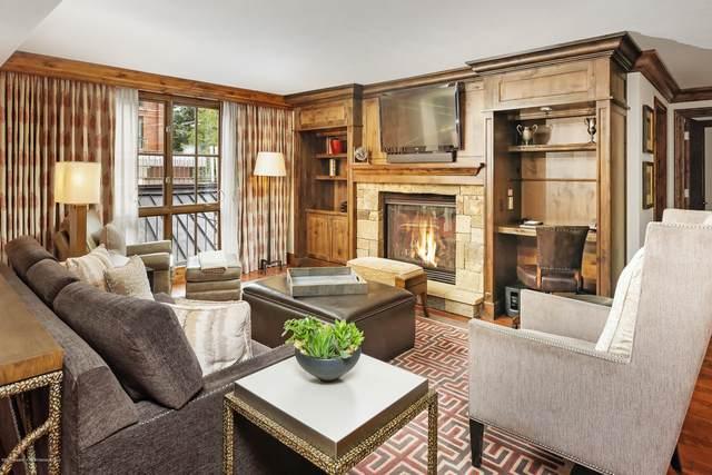315 E Dean Street B40, Aspen, CO 81611 (MLS #165591) :: Western Slope Real Estate