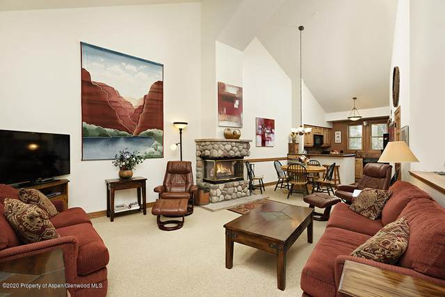425 Wood Road Unit 8, Snowmass Village, CO 81615 (MLS #165732) :: Roaring Fork Valley Homes