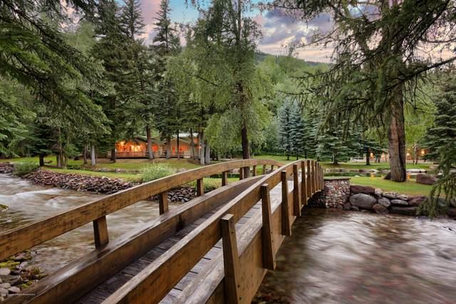 202 Midnight Mine Road, Aspen, CO 81611 (MLS #165777) :: Aspen Snowmass | Sotheby's International Realty
