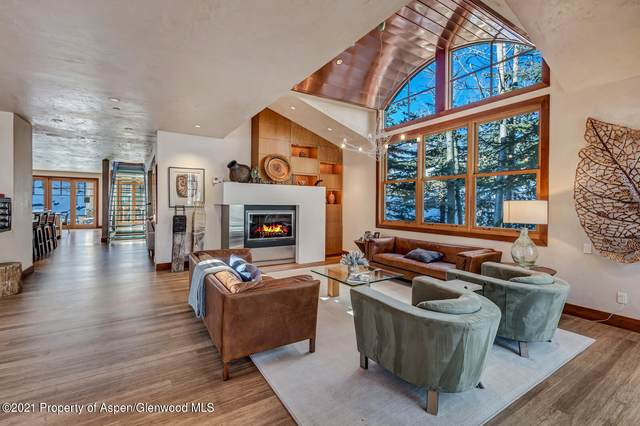 603 S Garmisch Street, Aspen, CO 81611 (MLS #165818) :: Roaring Fork Valley Homes