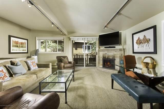 805 E Cooper Street #12, Aspen, CO 81611 (MLS #165874) :: Roaring Fork Valley Homes