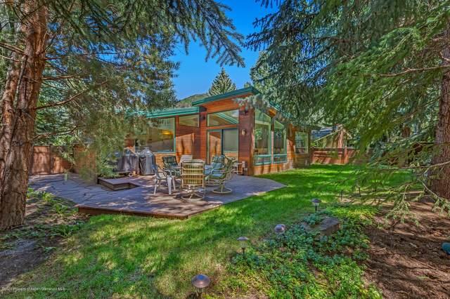 911 Waters Avenue, Aspen, CO 81611 (MLS #165915) :: Roaring Fork Valley Homes