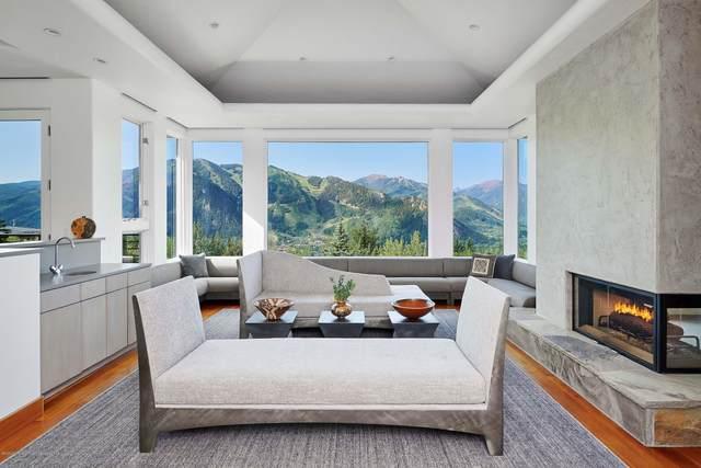 804 Hunter Creek Road, Aspen, CO 81611 (MLS #165952) :: Aspen Snowmass | Sotheby's International Realty