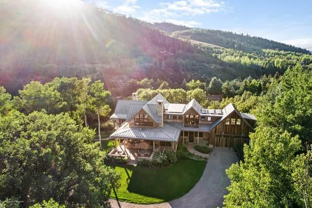 65 Glen Garry Drive, Aspen, CO 81611 (MLS #165953) :: Aspen Snowmass   Sotheby's International Realty