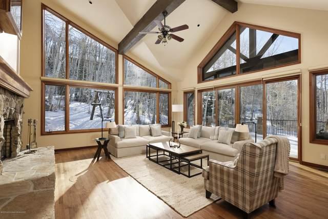 18 Buck Lane, Snowmass Village, CO 81615 (MLS #166114) :: Western Slope Real Estate