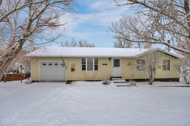 810 E 10th Street, Craig, CO 81625 (MLS #166148) :: Western Slope Real Estate