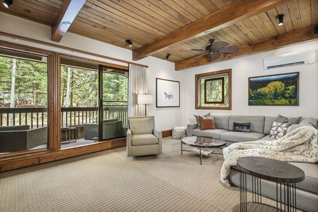 610 S West End Street K-204, Aspen, CO 81611 (MLS #166196) :: Aspen Snowmass | Sotheby's International Realty