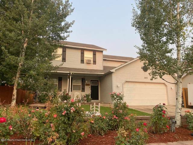 283 Lupine Drive, New Castle, CO 81647 (MLS #166211) :: Roaring Fork Valley Homes