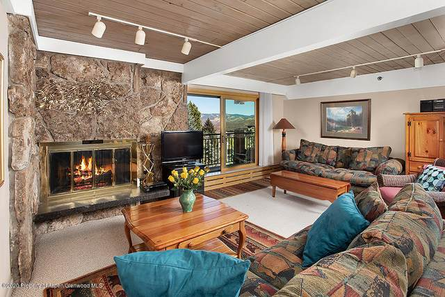 30 Anderson Lane #812, Snowmass Village, CO 81615 (MLS #166306) :: Western Slope Real Estate