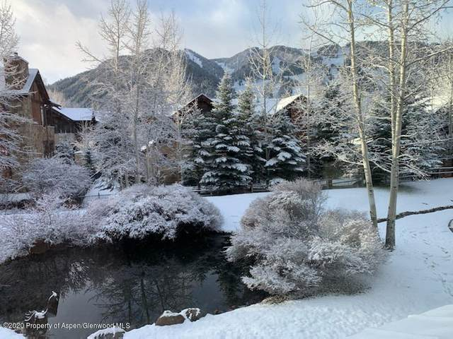 1031 Vine Street, Aspen, CO 81611 (MLS #166463) :: Western Slope Real Estate